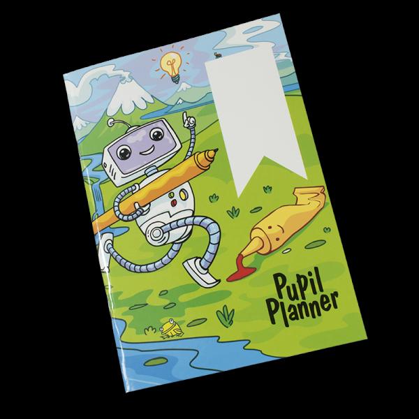 pupil planner